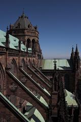Notre Dame dr Strasbourg